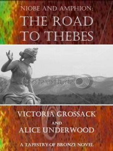 Front Cover of Road toThebes
