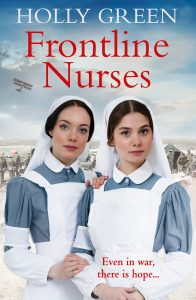 cover of Front Line Nurses