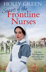 Cover image of Secrets of the Front Line Nurses