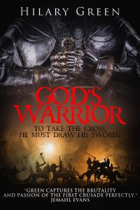 Cover image of Gods Warrior